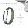 Ремешок Armorstandart Milanese Magnetic Band для Xiaomi Mi Band 5 Rainbow рис.2