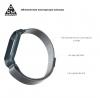 Ремешок Armorstandart Milanese Magnetic Band для Xiaomi Mi Band 5 Titanium Grey рис.3