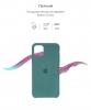 Silicone Case Original for Apple iPhone 11 Pro Max (OEM) - Cactus мал.3