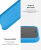 Silicone Case Original for Apple iPhone 11 Pro Max (OEM) - Surf Blue мал.6
