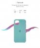 Silicone Case Original for Apple iPhone 11 (OEM) - Cactus мал.3