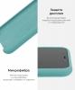 Silicone Case Original for Apple iPhone 11 (OEM) - Cactus мал.6