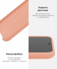 Apple iPhone 11 Silicone Case (OEM) - Grapefruit рис.6