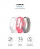 Комплект ремешков Armorstandart для Xiaomi Mi Band 5 Poison рис.2