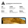 Защитное стекло ArmorStandart Pro для Nokia 2.3 Black (ARM57055) рис.4