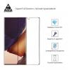 Защитное стекло Armorstandart Full Glue Curved для Samsung Note 20 Ultra (N985) Black (ARM57110) мал.2