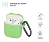New Airpods Silicon case with hook spearmint (in box) рис.2