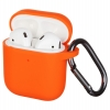 New Airpods Silicon case with hook hermes (in box) рис.1