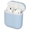 Airpods 2 Ultrathin Silicon case light blue (in box) рис.1