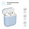 Airpods 2 Ultrathin Silicon case light blue (in box) рис.2