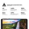 Защитное стекло ArmorStandart Pro для Samsung A01 Core (A013F) Black (ARM57290) рис.4