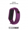Ремешок ArmorStandart Superhero for Xiaomi Mi Band 6/5 Thanos Violet мал.3