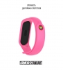 Ремешок ArmorStandart Superhero for Xiaomi Mi Band 6/5 Wonder Woman Pink мал.3