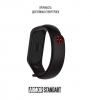 Ремешок ArmorStandart Superhero for Xiaomi Mi Band 6/5 Deadpool Black мал.3