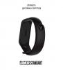 Ремешок ArmorStandart Superhero for Xiaomi Mi Band 6/5 Black Panther Black мал.3