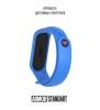 Ремешок ArmorStandart Superhero for Xiaomi Mi Band 6/5 Superman Blue мал.3