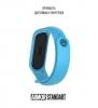 Ремешок ArmorStandart Superhero for Xiaomi Mi Band 6/5 Captain Marvel Blue мал.3