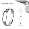 Ремешок Armorstandart Metal Band 503 для Xiaomi Mi Band 5 Silver рис.2