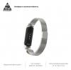 Ремешок Armorstandart Milanese Magnetic Band 503 для Xiaomi Mi Band 6/5 Silver мал.4