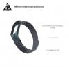 Ремешок Armorstandart Milanese Magnetic Band 503 для Xiaomi Mi Band 6/5 Titanium Grey мал.3