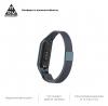 Ремешок Armorstandart Milanese Magnetic Band 503 для Xiaomi Mi Band 6/5 Titanium Grey мал.4