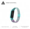 Ремешок Armorstandart Milanese Magnetic Band 503 для Xiaomi Mi Band 5 Gradient Blue-Purple рис.4