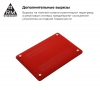 Накладка Armorstandart Matte Shell для MacBook Pro 13.3 2020 (A2289/A2251) Red (ARM57241) мал.4