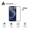 Защитное стекло ArmorStandart Pro 3D для Apple iPhone 12 Pro Max Black (ARM57356) рис.2