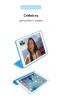 Чехол Armorstandart Smart Case для iPad 10.2 (2020/2019) Light Blue мал.5