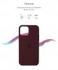 Apple iPhone 12/12 Pro Silicone Case (OEM) - Plum рис.3