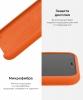 Apple iPhone 12/12 Pro Silicone Case (OEM) - Kumquat рис.6