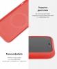 Silicone Case Original for Apple iPhone 12/12 Pro (OEM) - Pink Citrus мал.6