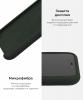 Apple iPhone 12 mini Silicone Case (OEM) - Cyprus Green рис.6