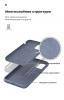 Панель ArmorStandart ICON Case for Apple iPhone 12 Mini Blue (ARM57480) мал.6