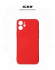Панель ArmorStandart ICON Case for Apple iPhone 12 Mini Chili Red (ARM57487) рис.3
