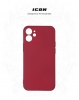 Панель ArmorStandart ICON Case for Apple iPhone 12 Mini Red (ARM57488) рис.3