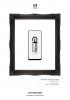 Защитное стекло Armorstandart Icon для Motorola G8 Black (ARM57653) мал.3