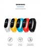 Комплект ремешков Armorstandart для Xiaomi Mi Band 5 (Black/Light Blue/Red/White/Yellow)(ARM57620) рис.2