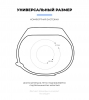 Комплект ремешков Armorstandart для Xiaomi Mi Band 5 (Flame/Midnight Blue/Purple) (ARM57622) рис.3