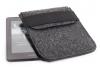 Чехол Gmakin для Amazon Kindle Paperwhite/Voyage. темно серый на резинке (GK02) мал.2