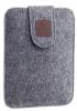 Чехол Gmakin для Amazon Kindle Paperwhite/Voyage. светло серый на кнопке (GK03) мал.1