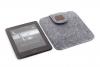 Чехол Gmakin для Amazon Kindle Paperwhite/Voyage. светло серый на кнопке (GK03) мал.4