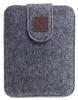 Чехол Gmakin для Amazon Kindle Paperwhite/Voyage. светло серый на кнопке (GK03) мал.5