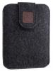 Чехол Gmakin для Amazon Kindle Paperwhite/Voyage. темно серый на кнопке (GK04) мал.1