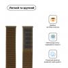 Armorstandart Nylon Band для Apple Watch All Series 42/44 mm Olive (ARM57860) мал.2