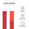 Armorstandart Nylon Band для Apple Watch All Series 42/44 mm Hibiscus (ARM57861) мал.2