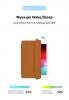 Чехол Armorstandart Smart Case для iPad 10.9 (2020) Light Brown мал.4