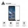 Защитное стекло ArmorStandart Pro для Nokia 8.3 Black (ARM57798) мал.2