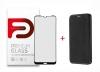 Комплект Armorstandart для Xiaomi Redmi Note 8T (Защитное стекл FG + Чехол-книга 40Y) (ARM58055) мал.1
