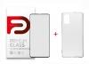Комплект Armorstandart для Samsung A51 (Защитное стекло FG + Панель Air Series) (ARM58041) мал.1